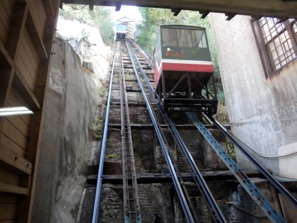 Ascensor El Peral.